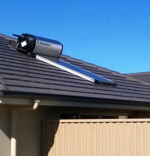 solhahart-181J-Solar Water Heater Features