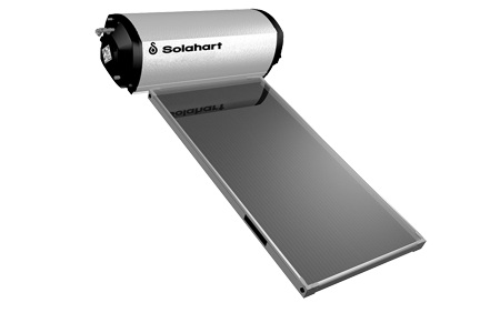 solhahart-181J-Solar Water Heater